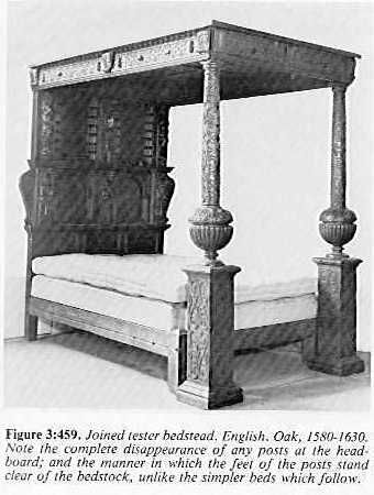 16th century bed  sc 1 st  Pinterest & 16th century bed | Wooden | Pinterest | 16th century Medieval ...