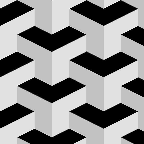 3d Geometric Patterns Super Idea 3 Create A Seamless 3D Pattern In Photoshop