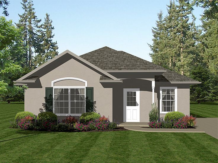 Affordable Home Design, 004H-0103 | New house plans, House ...