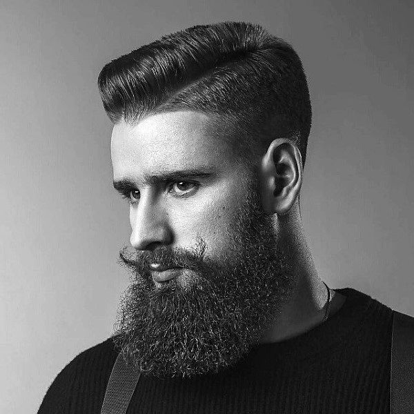 60 Old School Haircuts For Men Polished Styles Of The Past Hair