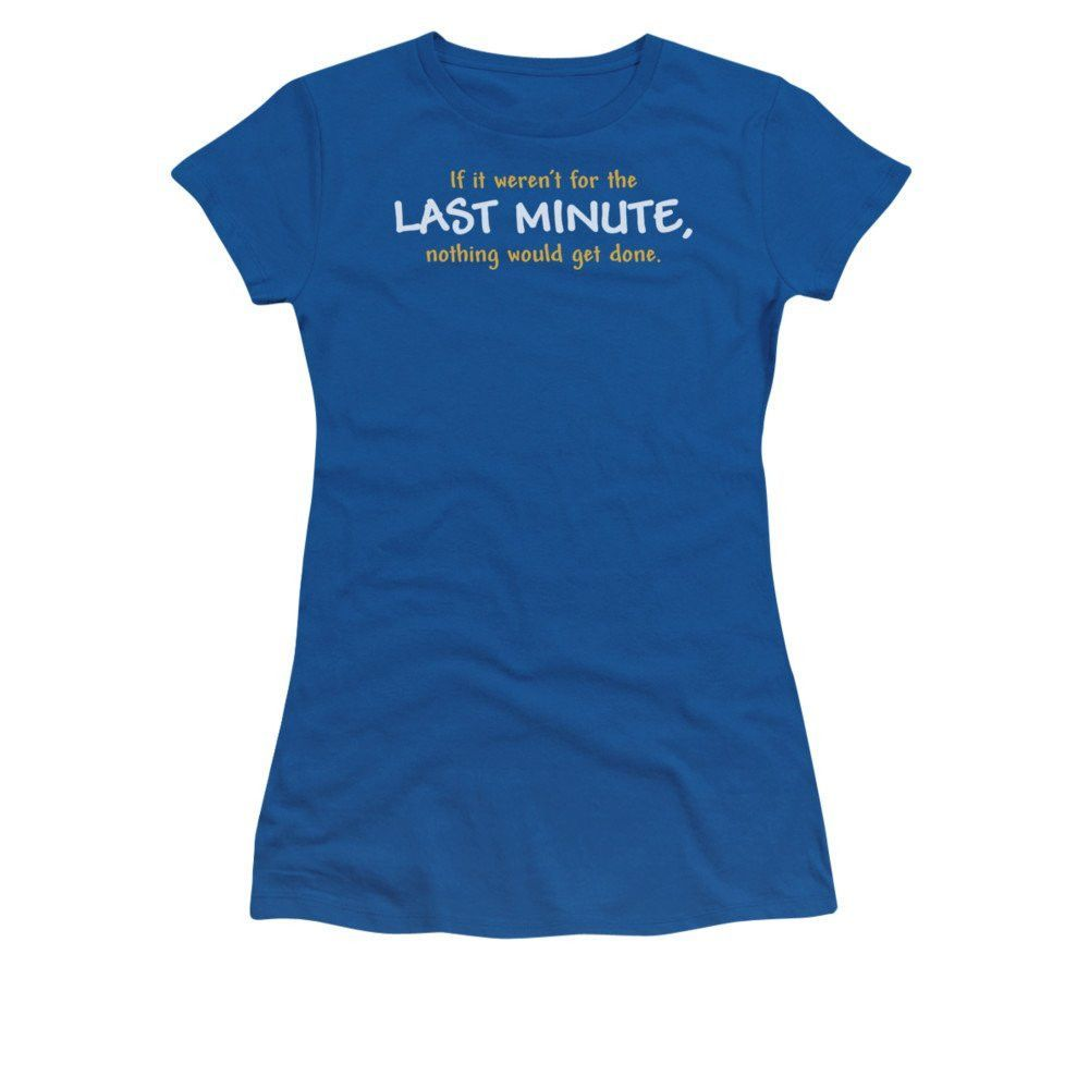 Last Minute Junior T Shirt Products