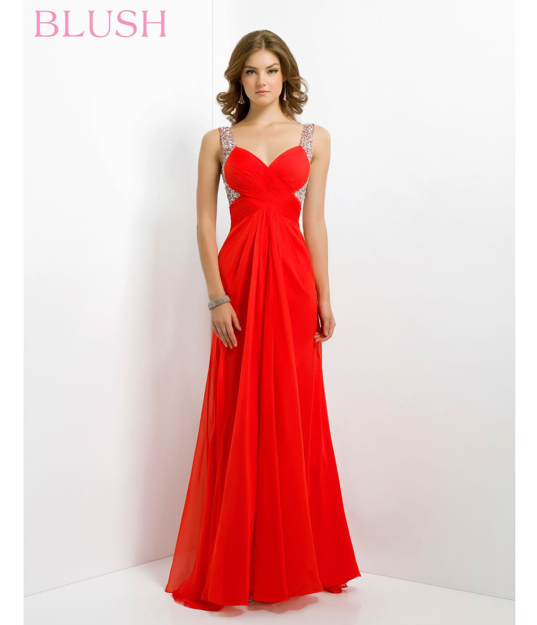 Prom Dresses 2014: Be A Queen For One Night - The Style & Fashion ...