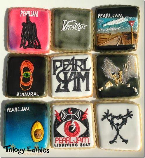 Cookie Dough Cupcakes Pearl Jam Posters Pearl Jam Art Pearl Jam Albums