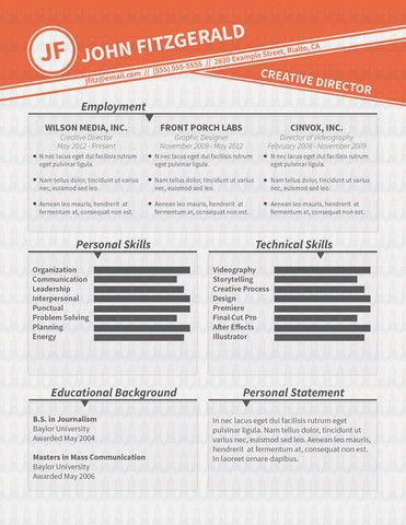 The Edger - resume template #resume #jobsearch #creativeresume - resume writing services near me