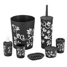7 Piece Bathroom Set