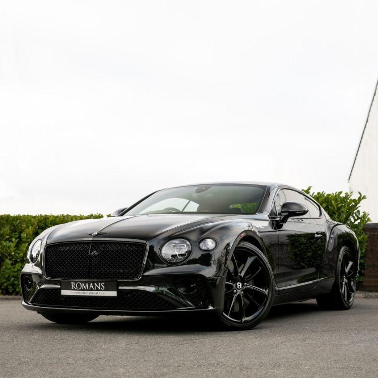 New Bentley Continental Gt Convertible With Images Bentley