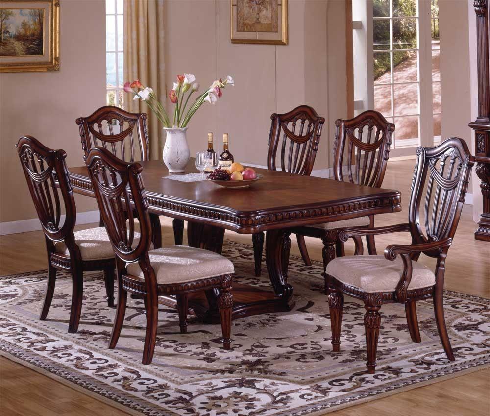 Fairmont Designs - Estates II Dining Room Set - 484-54B ...