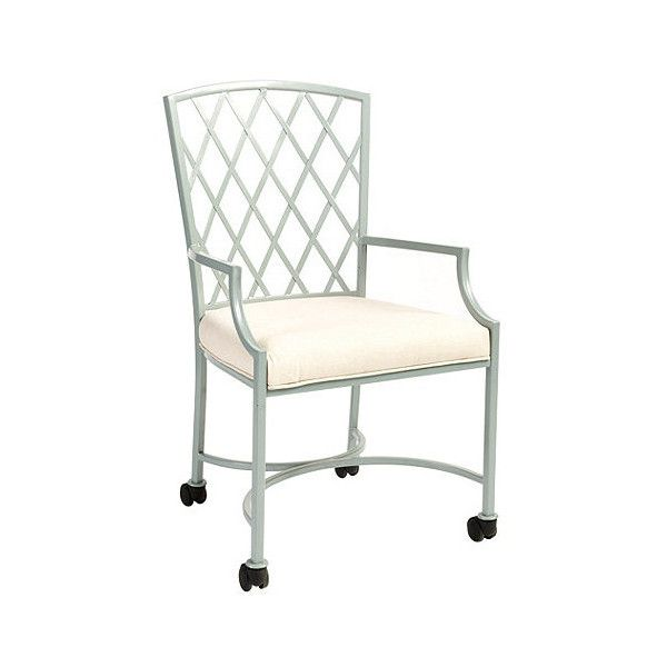 Ballard Designs Pearson Desk Chair (11.640 RUB) ❤ liked on Polyvore featuring home, furniture, chairs, office chairs, ivory chair, dark grey chair, beige chair, ballard designs and egg shell chair