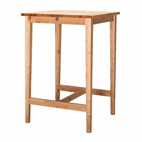 table de bar ikea table haute cuisine