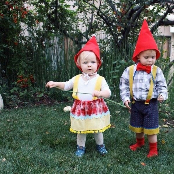 Super Susse Kleinkinder Faschingskostume Selber Machen Kostume