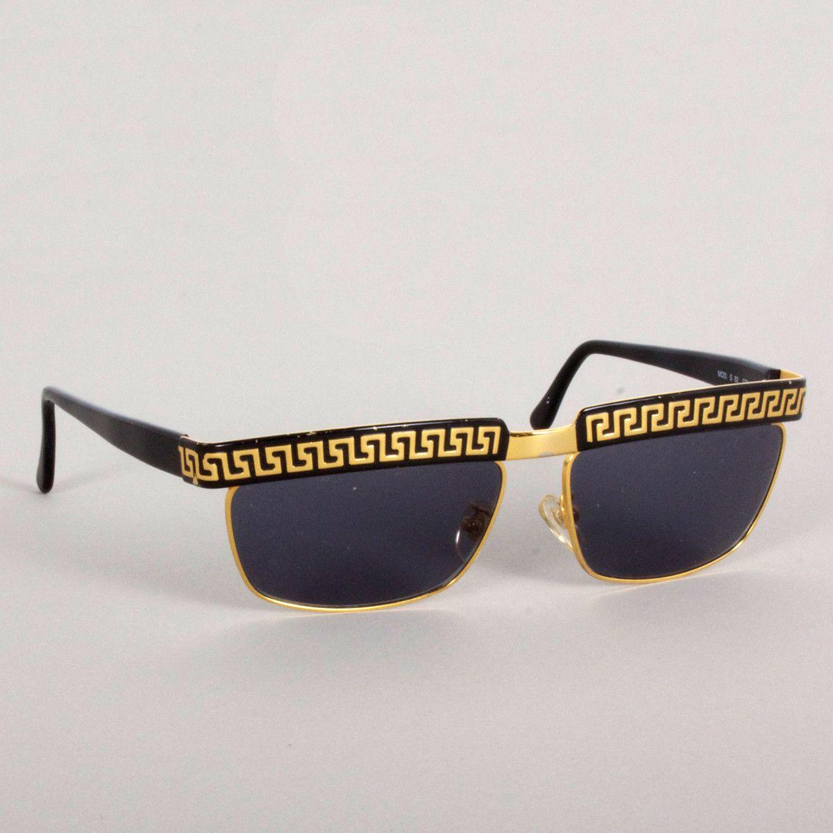db1e505e031 Vintage Versace Sunglasses (circa 1970)