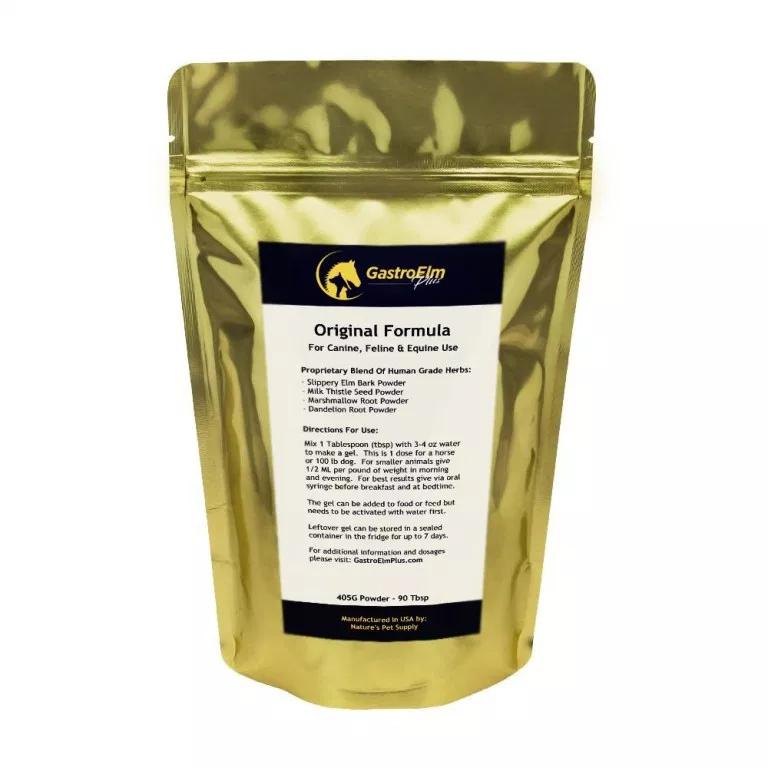 Products GastroElm Products Prescription dog food