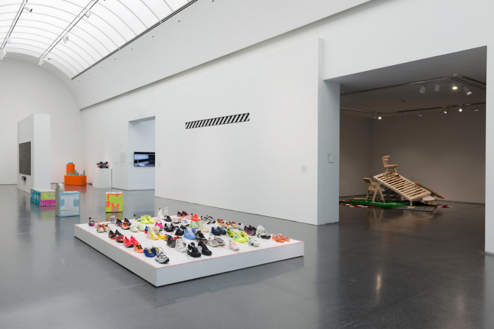 Virgil Abloh Exhibition Opens At Museum Of Contemporary Art Chicago Museum Of Contemporary Art Contemporary Art Exhibition