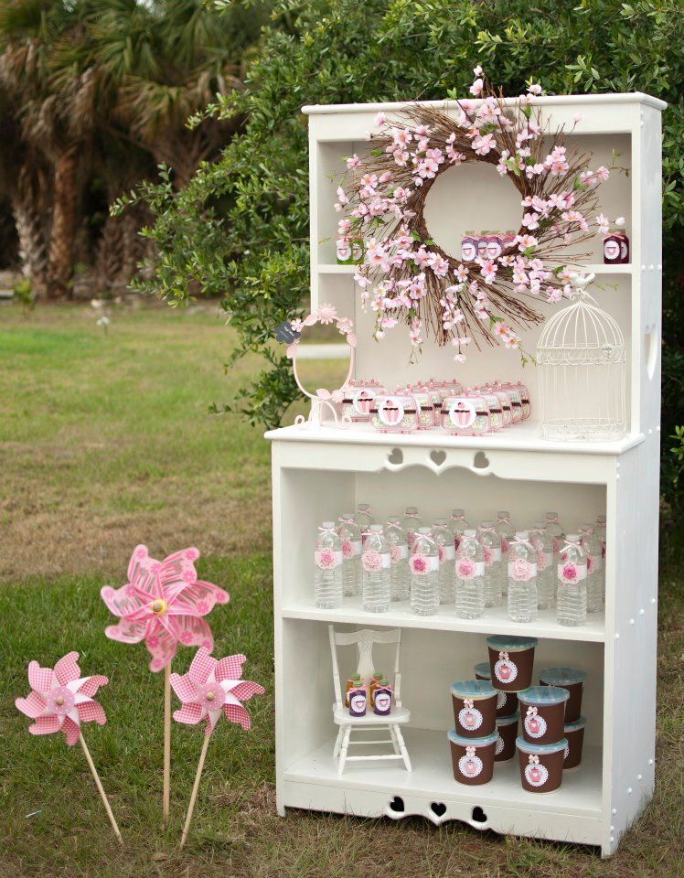 tea party decoration kids outdoor party - Outdoor Party Decorating Ideas