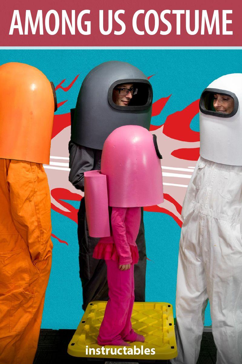 Among Us Costume Us Halloween Costume Costumes Kids Costumes