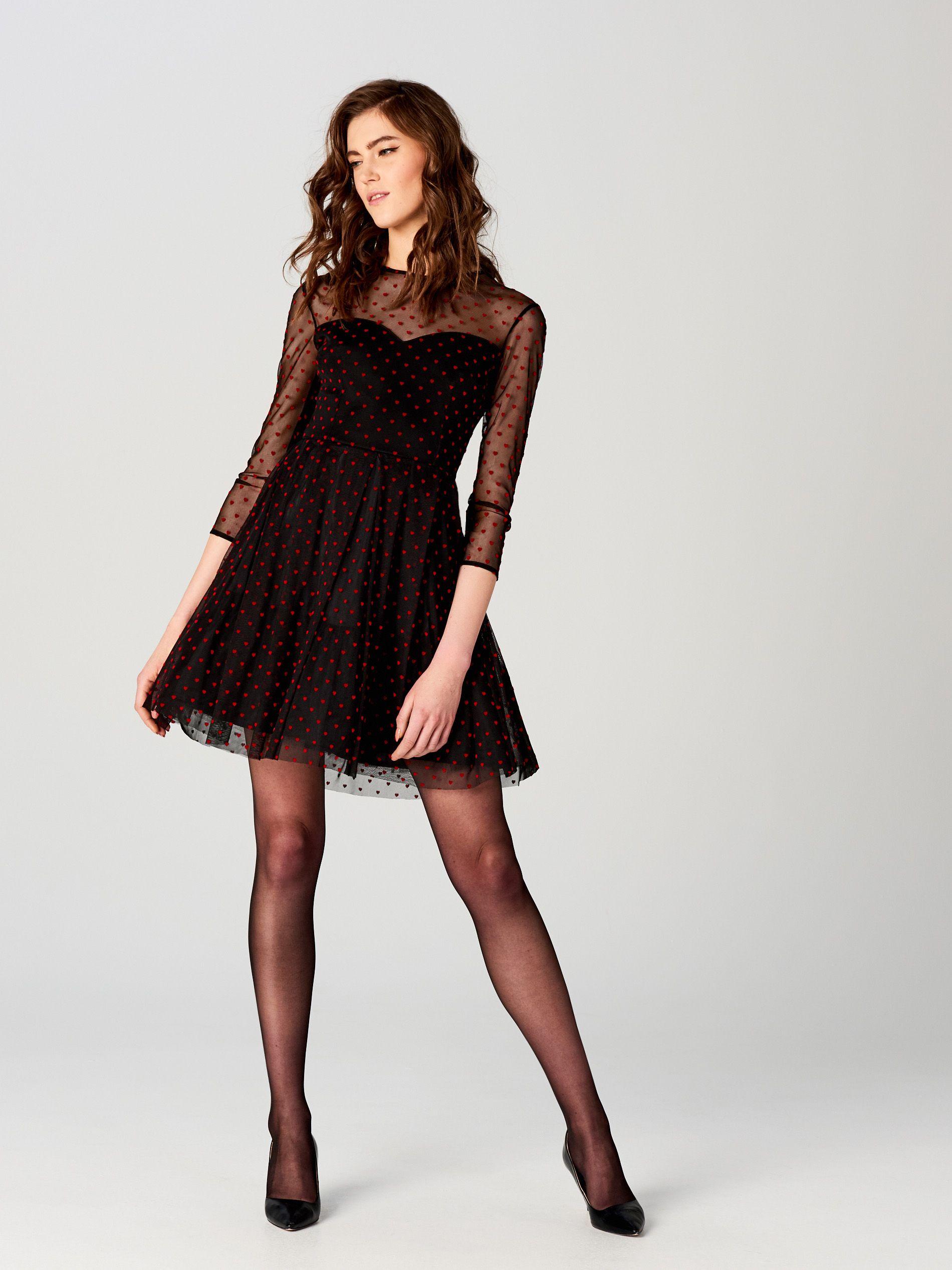 dd61e277 Tiulowa sukienka z rozkloszowanym dołem LITTLE PRINCESS, MOHITO ...