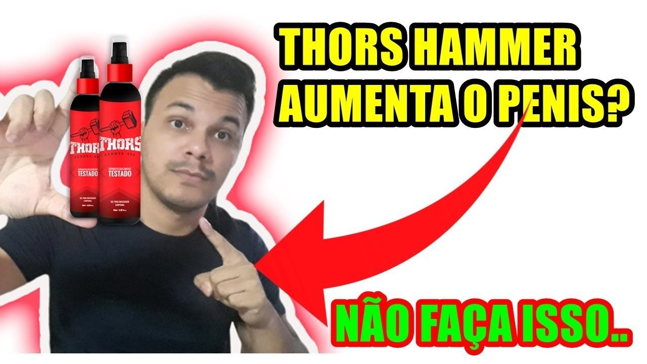 thors hammer gel portugal