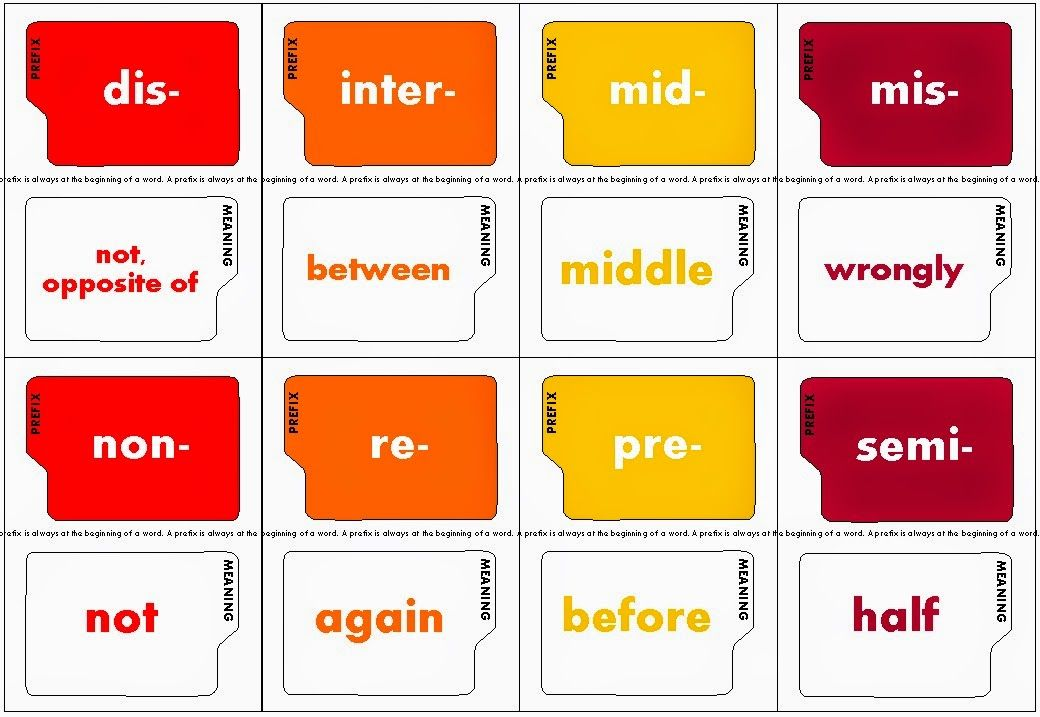 picture about Prefixes and Suffixes Printable Games named Prefix Remix (Printable Video game) Homeschool: Producing