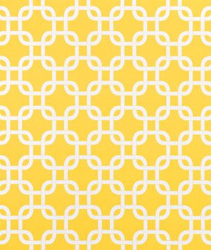 Premier Prints Gotcha Corn Yellow Twill Fabric-- I would LOVE to make a crib blanket out of this!