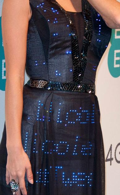 Tweet the dress