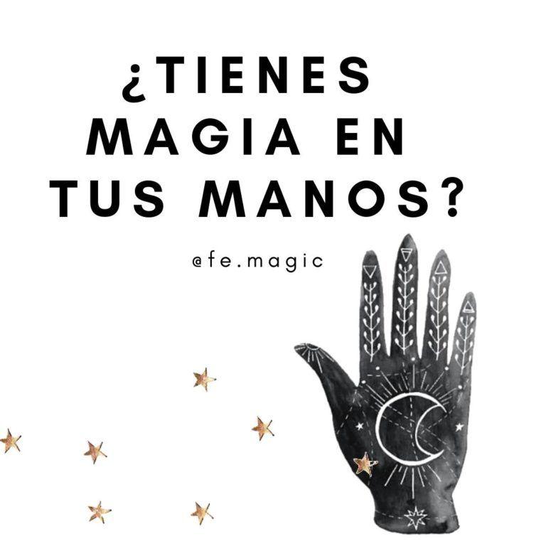 Cómo Descubrir Si Tienes Magia En Tus Manos Girls With Magic Libros De Hechizos Libros De Magia Blanca Líneas De La Mano