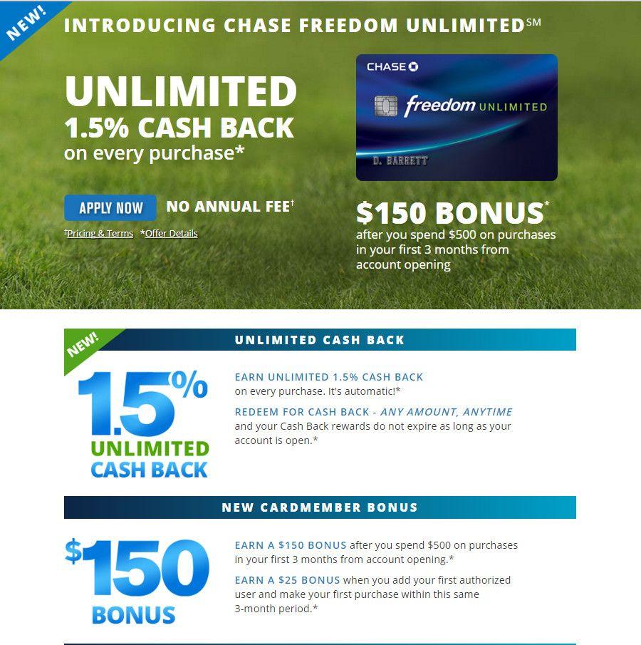 50 Chase 5 Cash Back Calendar Vf1b Chase Freedom Rewards Credit Cards Business Credit Cards