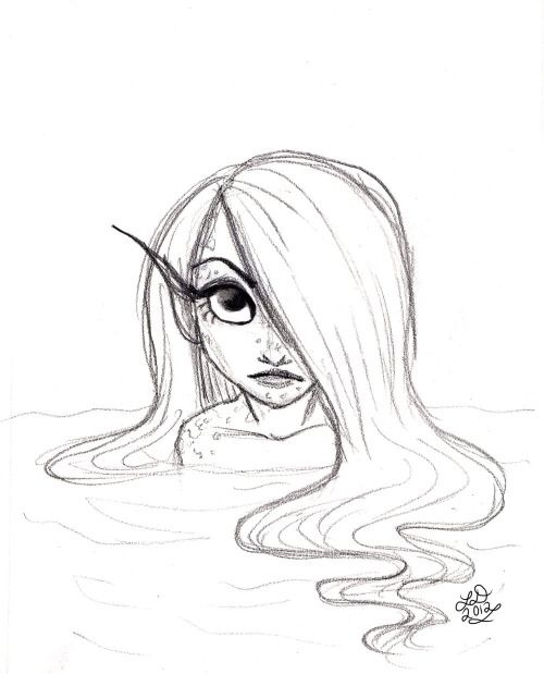 Pin By Caroline Bergstrom On Kunst Pinterest Mermaid Drawings