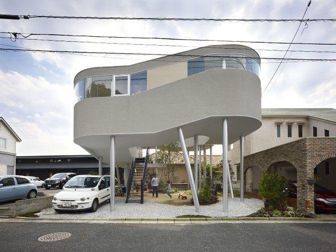 Toda House,© Toshiyuki Yano