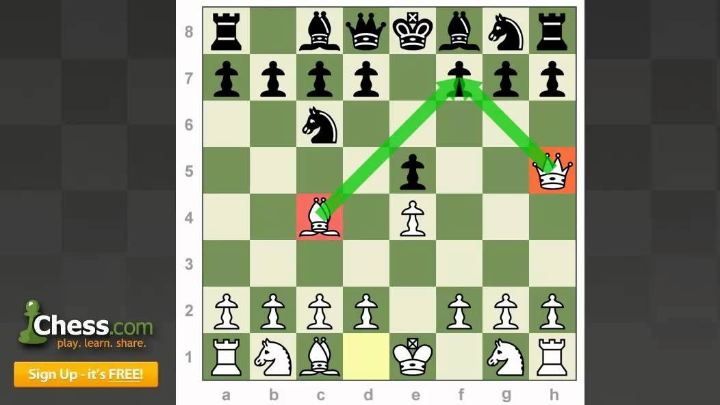 learn to play chess the four move checkmate homeschool pins i m