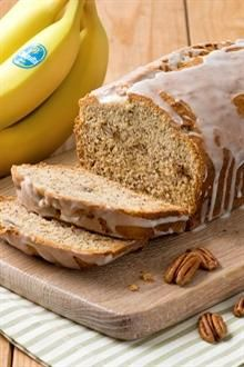 Old-Fashioned Banana Bread Recipe - Lisa Ritter Food Wine 90