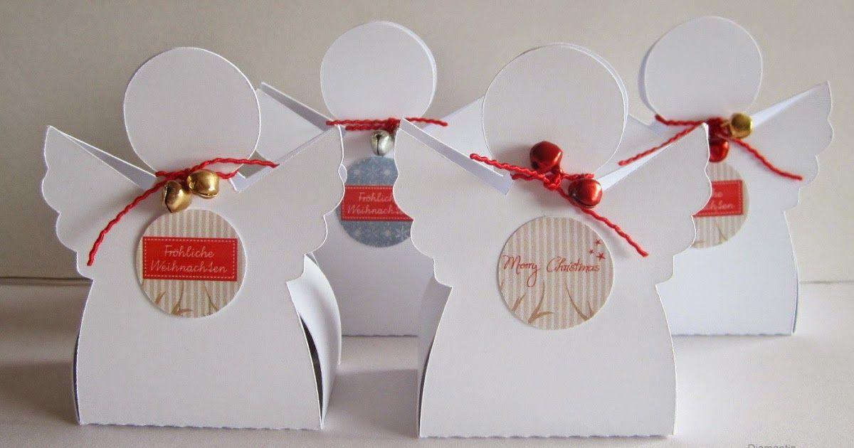 Projekt Mit Ferrero Rocher Engel Basteln Weihnachten Verpackung Weihnachten Weihnachten Kunst Grundschule