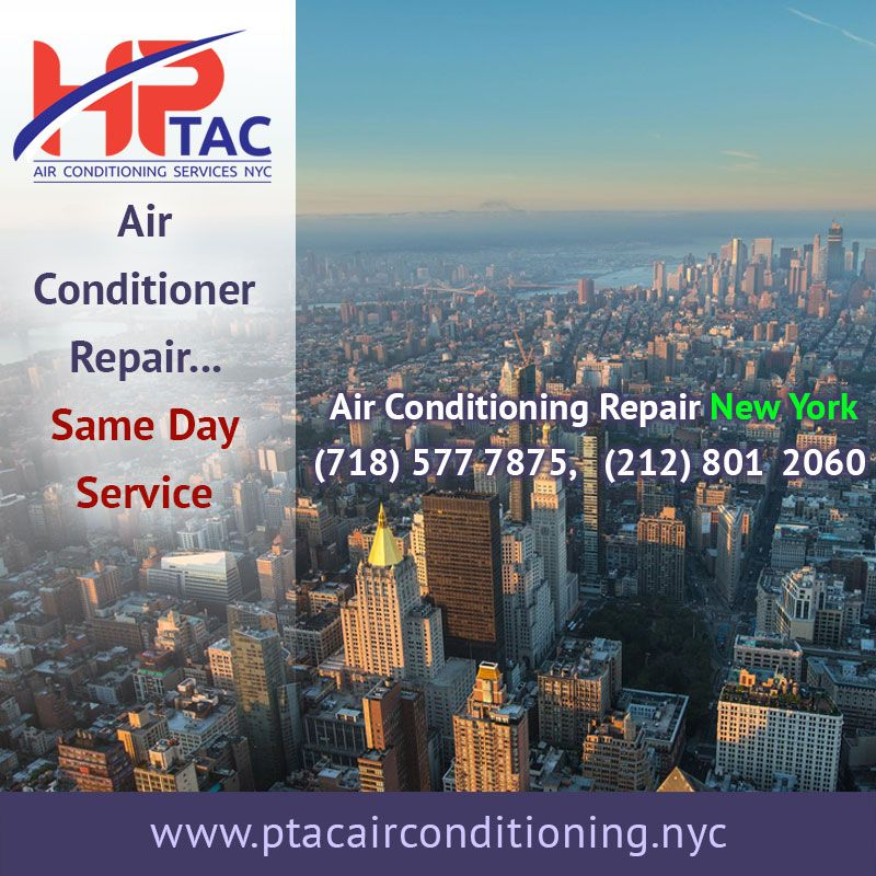 New York's Best Air Conditioning Repair Services Hitech