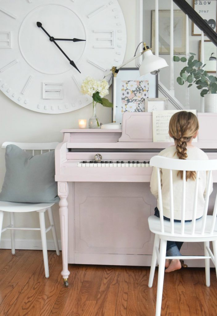 Spring Home Tour in our Cape 2017 | Pianos, Living rooms and Room