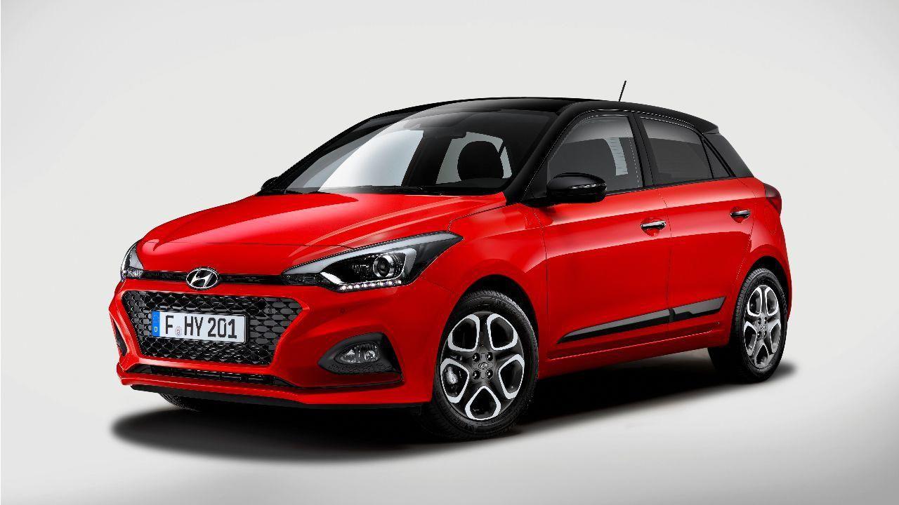 Hyundai I20 Facelift Die Grosse Veranderung Steckt Im Heck Hyundai Car Toyota