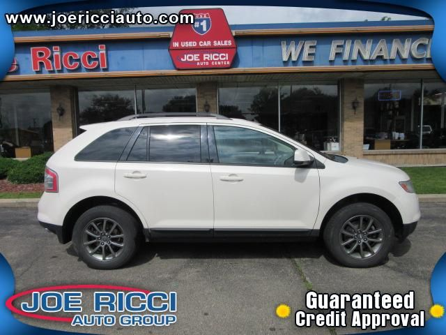2008 FORD EDGE Detroit, MI | Used Cars Loan By Phone: 313-214-2761