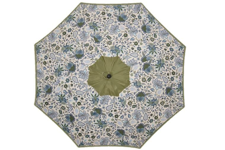 Genial Elmhurst 8.25 Ft. Patio Umbrella Floral Print