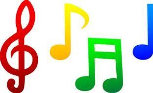Pin De Joy Teixeira Em Music Notas Musicais Coloridas Nota Musical Desenho Notas Musicais