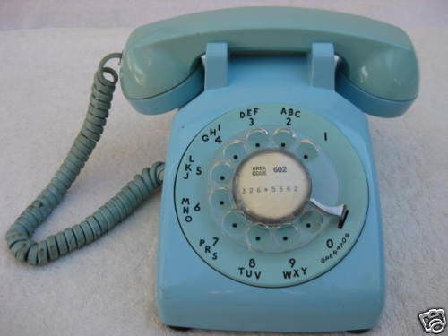 I Want A Working Rotary Dial Phone So Bad I Can Taste It Rotary