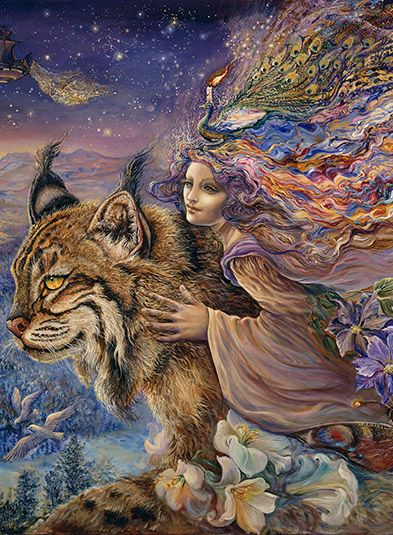 Blue Angel Publishing Enchanted Fairies Coloring Book Originals Josephine Wall Josephine Wall Color Drawing Art Fairy Coloring Book