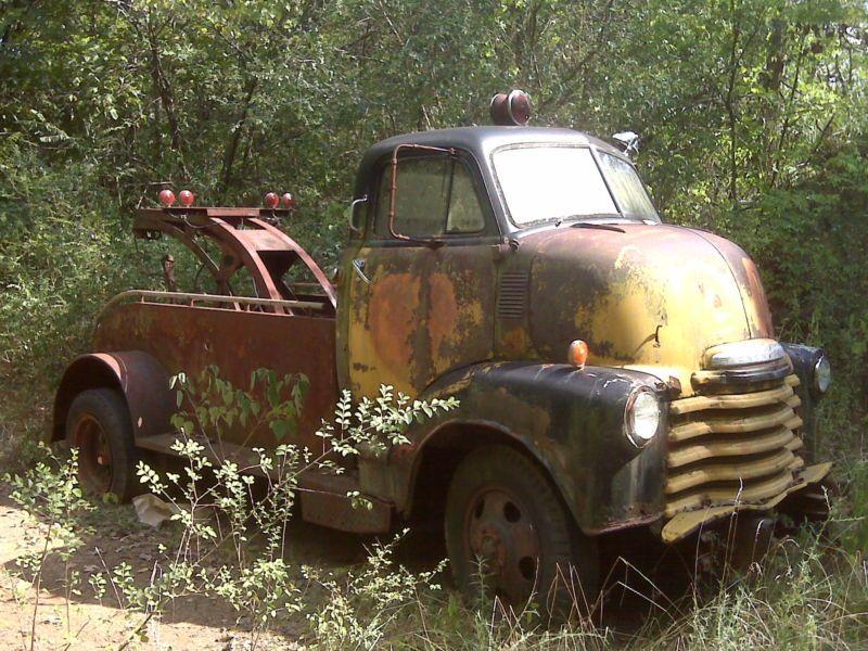 1949 Chevrolet Wrecker my new car!! Got it for 4.5 billion on ...