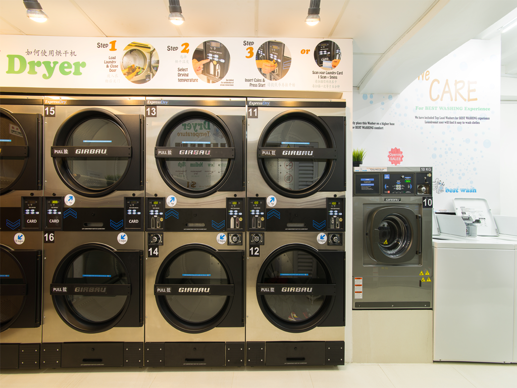 Best Wash Laundromat The Best Laundry Shop Offers Cheap And