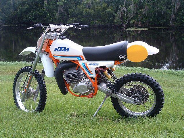 Ktm 495 Mx Fotos Y Especificaciones Tecnicas Ref 161612 Motos Ktm Motos Enduro Motos De Motocross