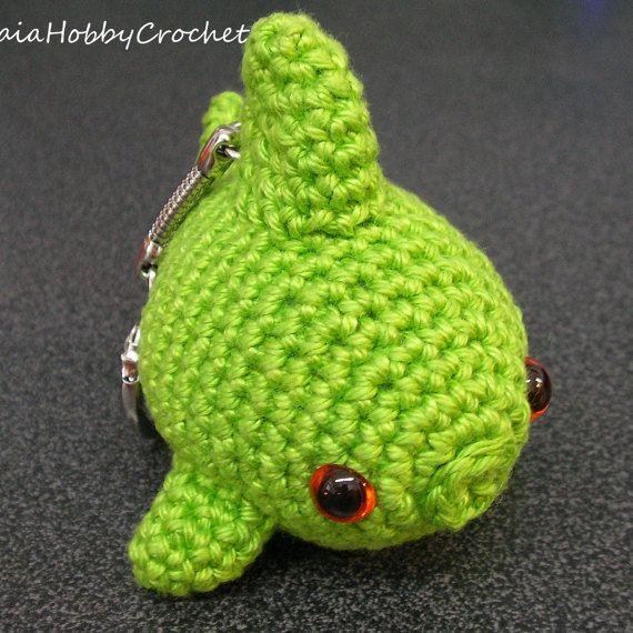 Amigurumi Fish, Crochet Fish, Amigurumi Goldfish, Amigurumi Softie ...