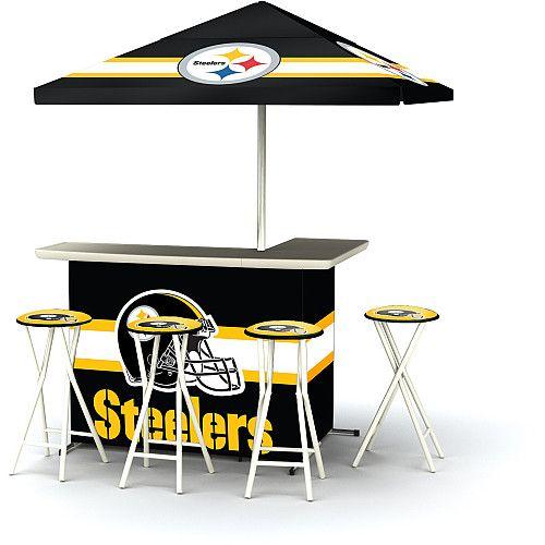 NFL Pittsburgh Steelers Portable Bar   NFLShop.com #Ultimate Tailgate  #Fanatics