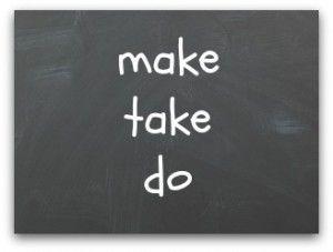 Quick Englisch_make take do. Wann verwendet man was? #QuickEnglish #EnglischLernen