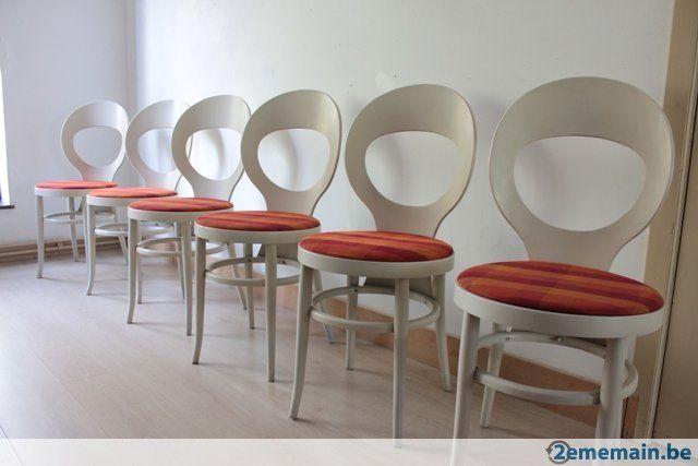 vintage baumann chaises mouette a vendre