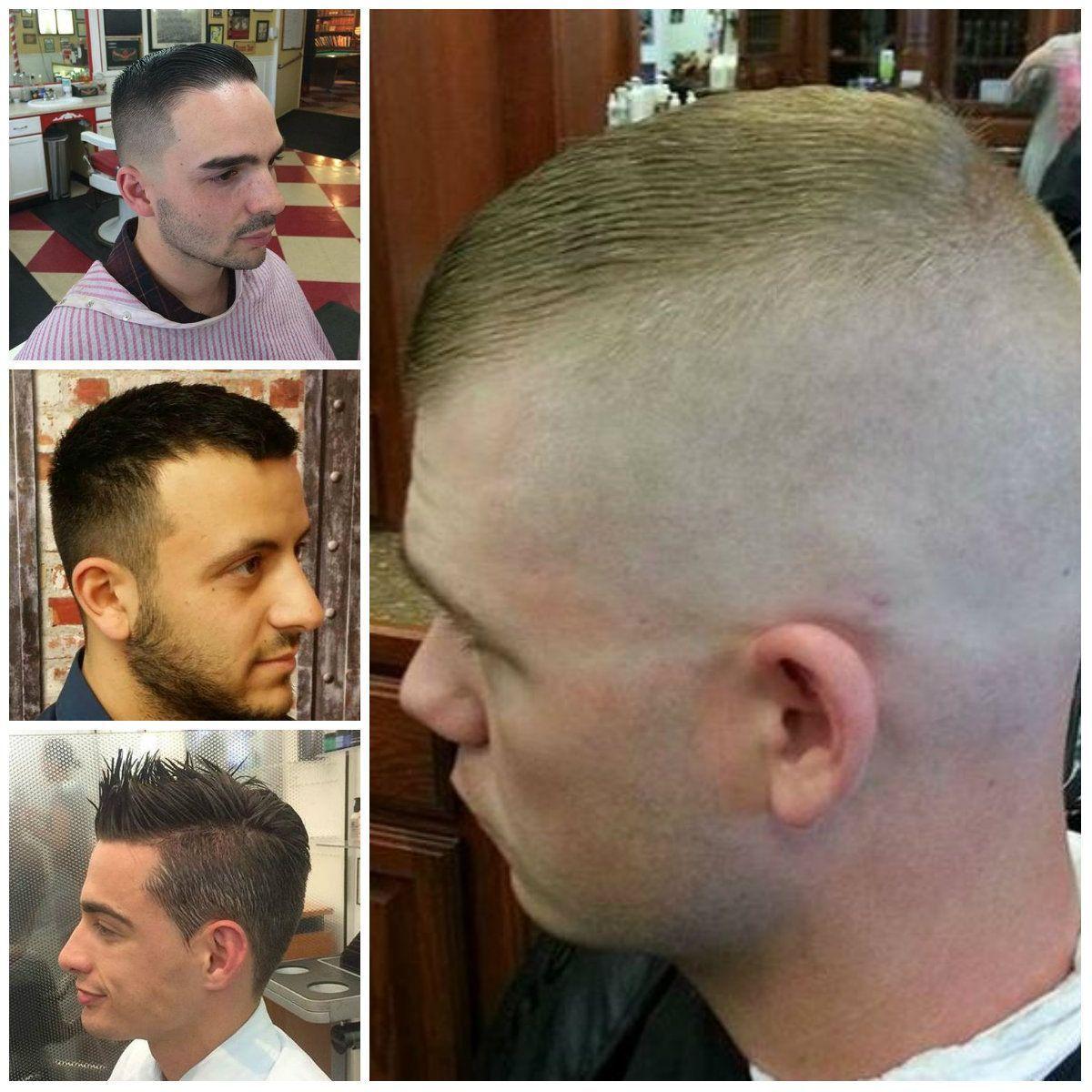 Beste militärische Frisuren für Männer Weitere Informationen