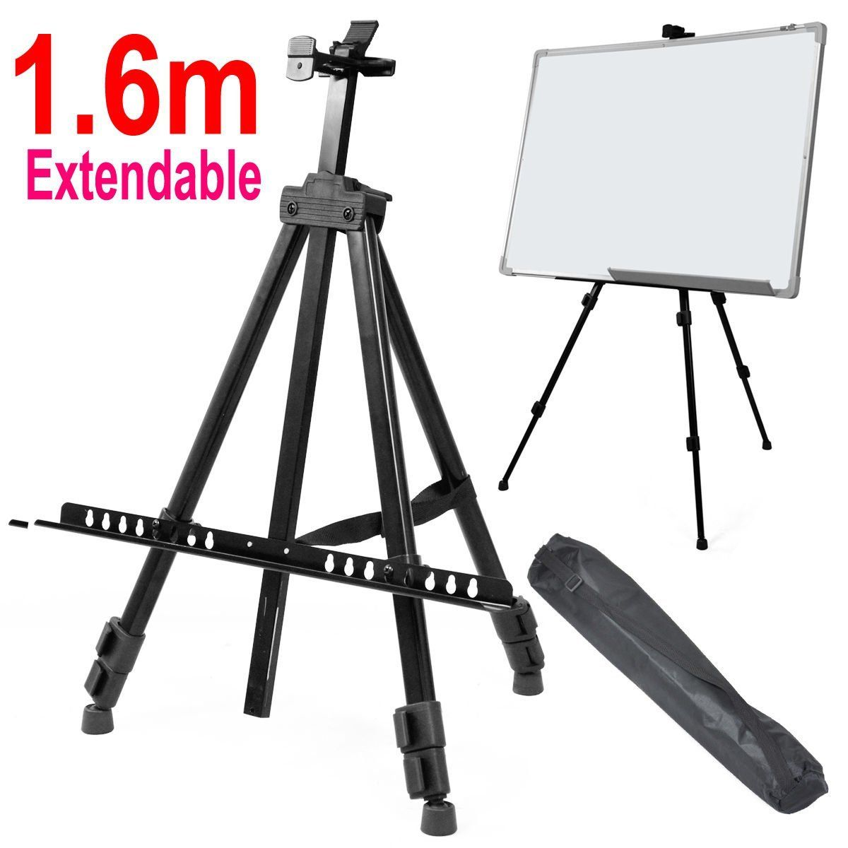 Amazon Com Yosoo Artist Field Studio Painting Easel Tripod Display Telescopic White Board Stand With Carrying Bag Ideal Fo White Board Telescope Painting Gear