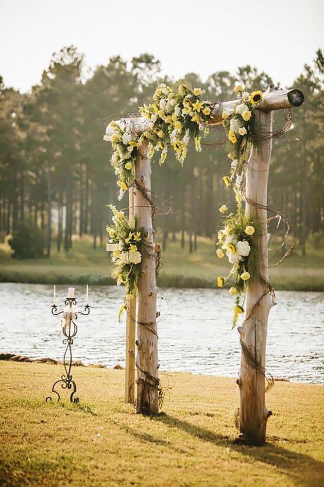 18 Sunflower Wedding Decor Ideas