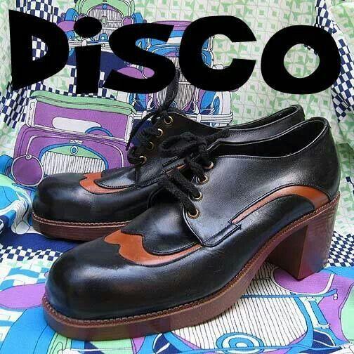 Disco shoes   Mens platform shoes